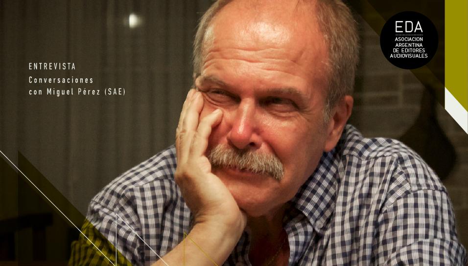 Entrevista con Miguel Pérez (SAE)
