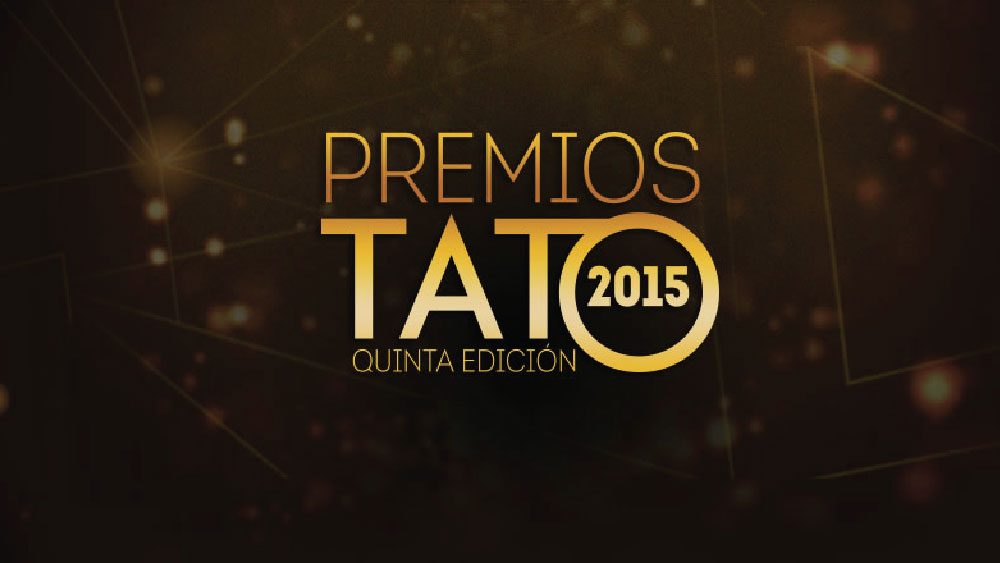 Editores nominados a los Premios Tato 2015