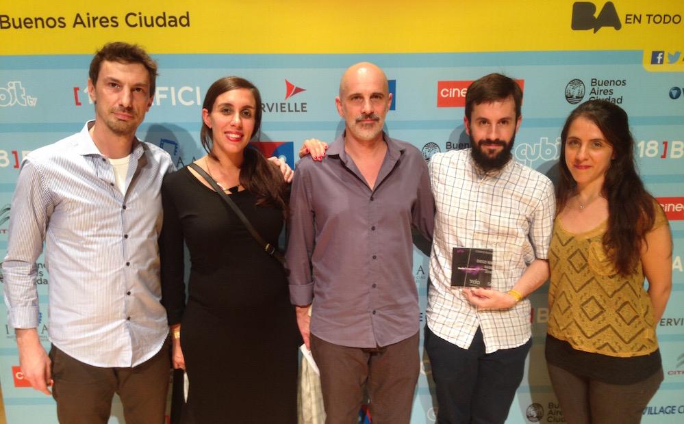 Premio BAFICI al Mejor Montaje de Película Argentina en Competencia Oficial