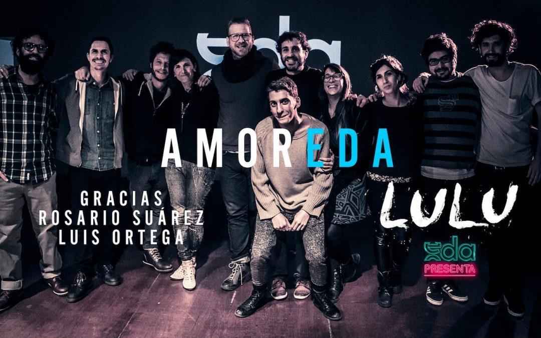"""EDA PRESENTA #19 – """"Lulú"""" con Luis Ortega y Rosario Suárez (SAE)"""