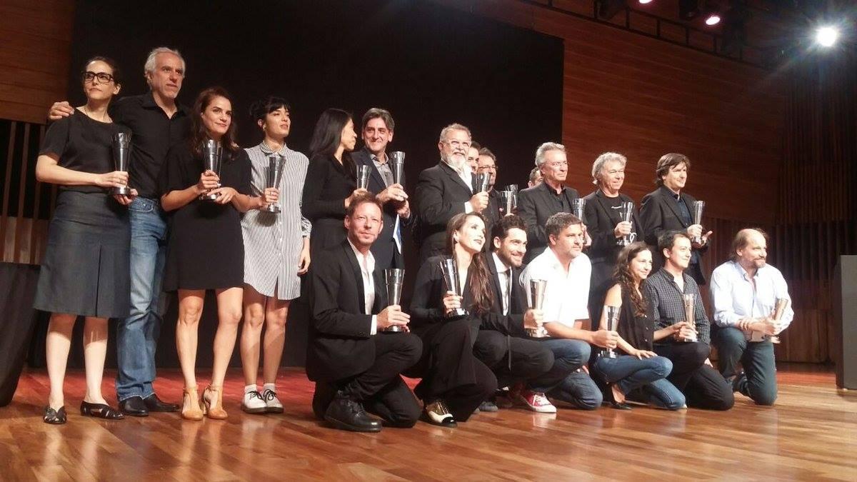 Ganadores - Premios Sur 2017