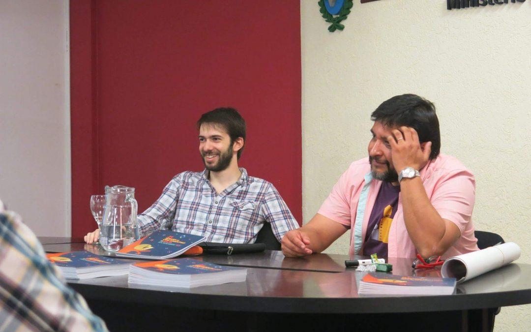 Taller de Montaje en la Semana del Cine en Salta