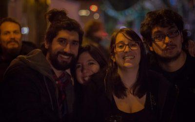 4° Aniversario de EDA / Brindis de socios y socias