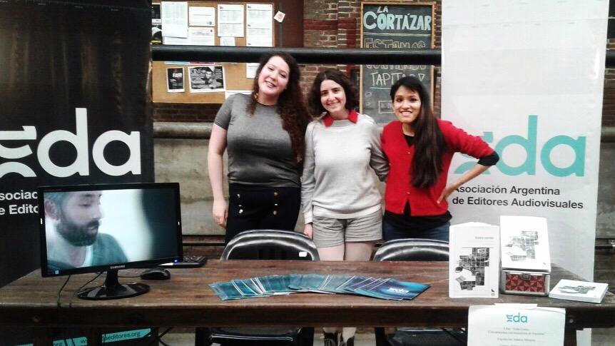 EDA participó del FAH! Festival Audiovisual Heterogéneo