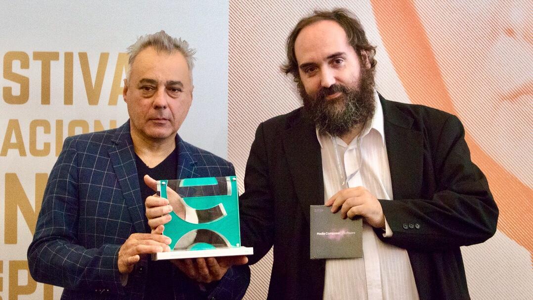 Se entregó el Premio EDA a Mejor Montaje en el 32 Festival de Mar del Plata
