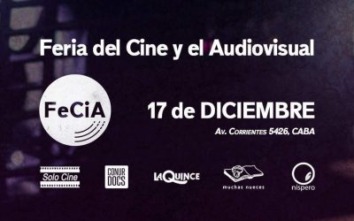 EDA participará de la Feria del Cine y el Audiovisual (FeCiA)