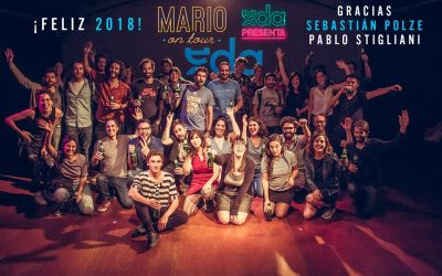 EDA PRESENTA #25 – Mario on Tour