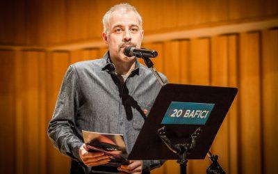 Lautaro Colace (SAE) recibió el premio EDA / SAE a Mejor Montaje