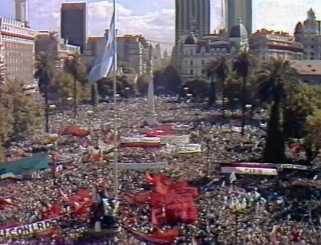 [20] Bafici: Nominados a Mejor montaje de la competencia oficial argentina-  «Esto no es un golpe» por  Lautaro Colace (SAE)