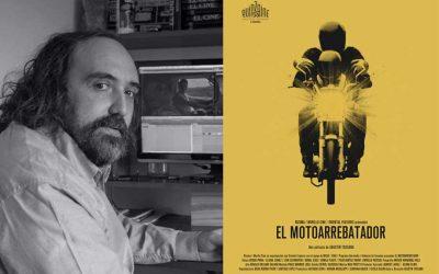 71° CANNES FILM FESTIVAL – El Motoarrebatador por Pablo Barbieri (SAE / EDA)