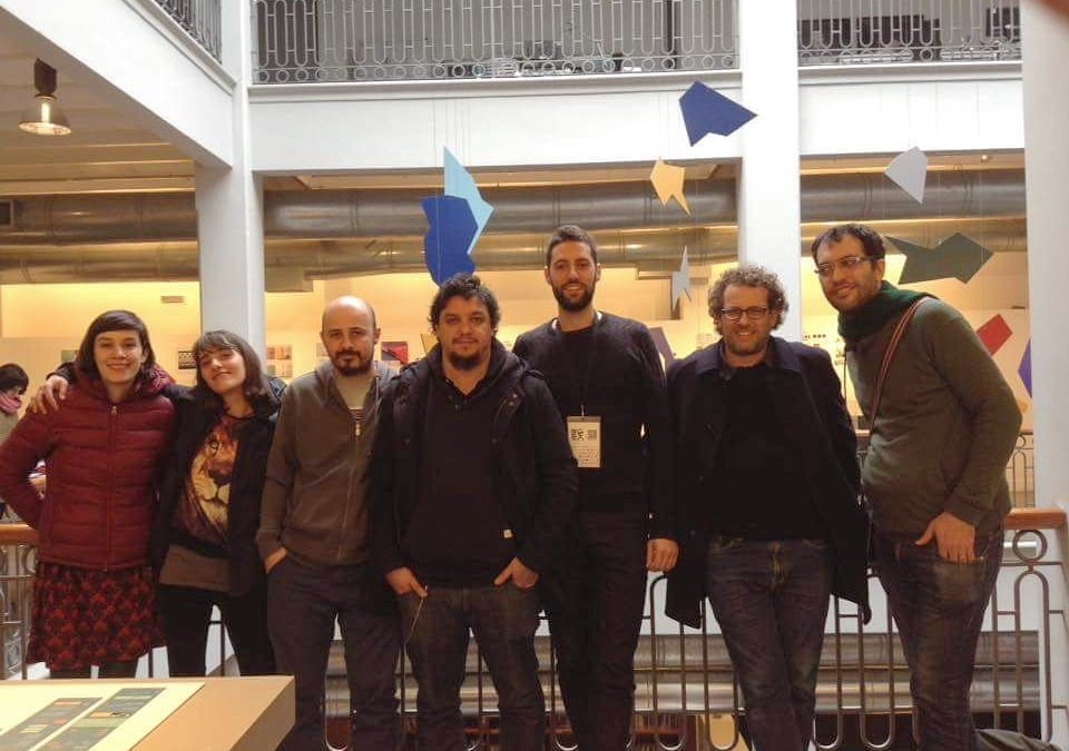 Encuentro entre EDA y Editores Organizados de Uruguay (EOU)