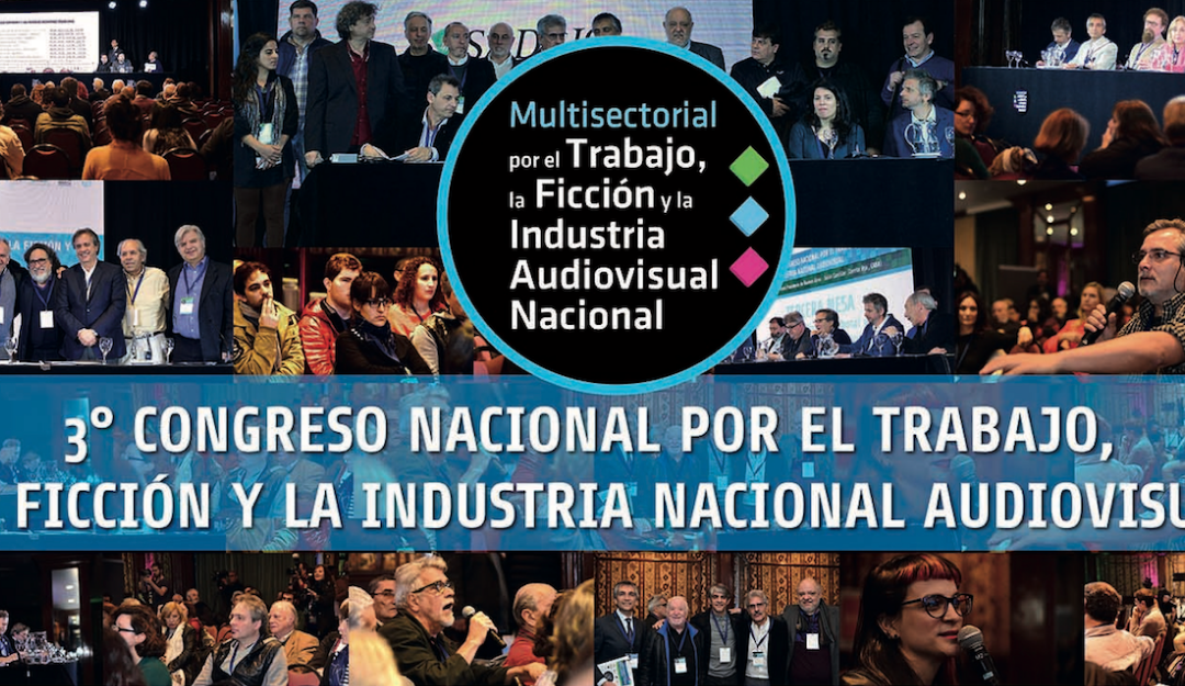 3º CONGRESO AUDIOVISUAL MULTISECTORIAL
