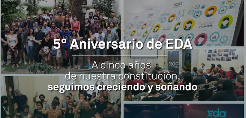 A 5 años de nuestra constitución