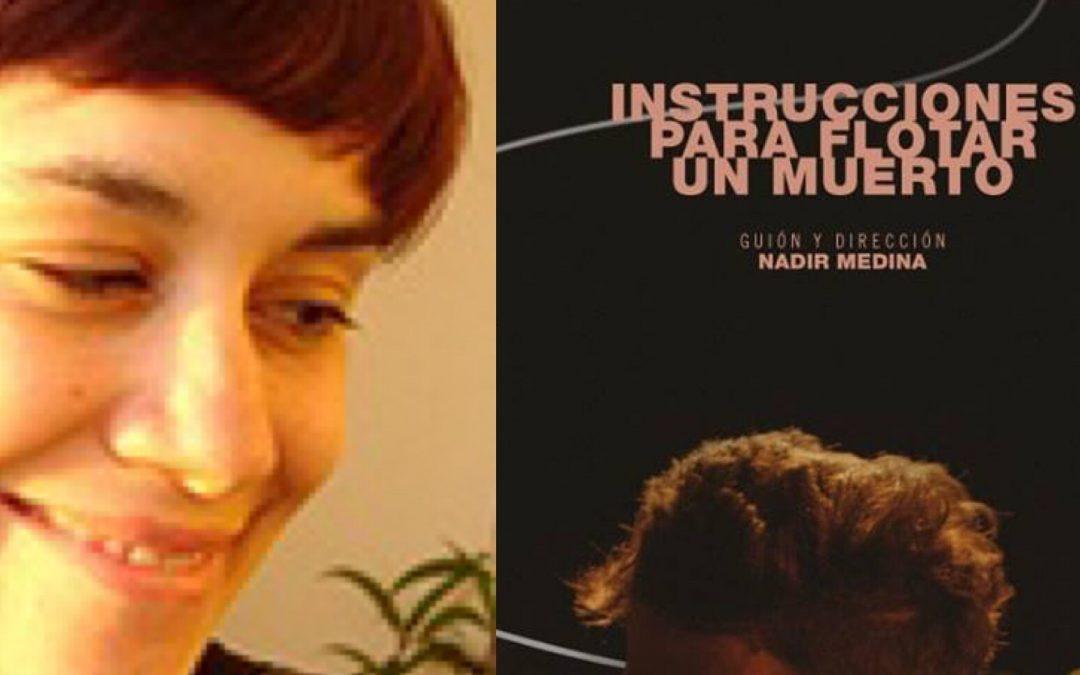 """""""INSTRUCCIONES PARA FLOTAR UN MUERTO"""" por Lucía Torres (EDA)"""