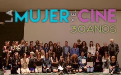 """Jessica Dubois (EDA) ganó el premio a Mejor Montaje por """"CHIKE"""" en La Mujer y El Cine"""