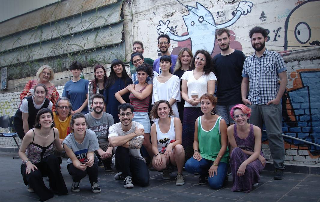 Se realizó el seminario de montaje «Bella Tarea» en la Ciudad de Córdoba