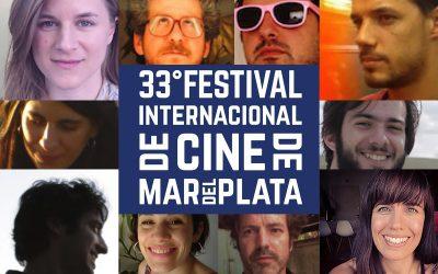 EDA EN EL FESTIVAL DE CINE DE MAR DEL PLATA 2018