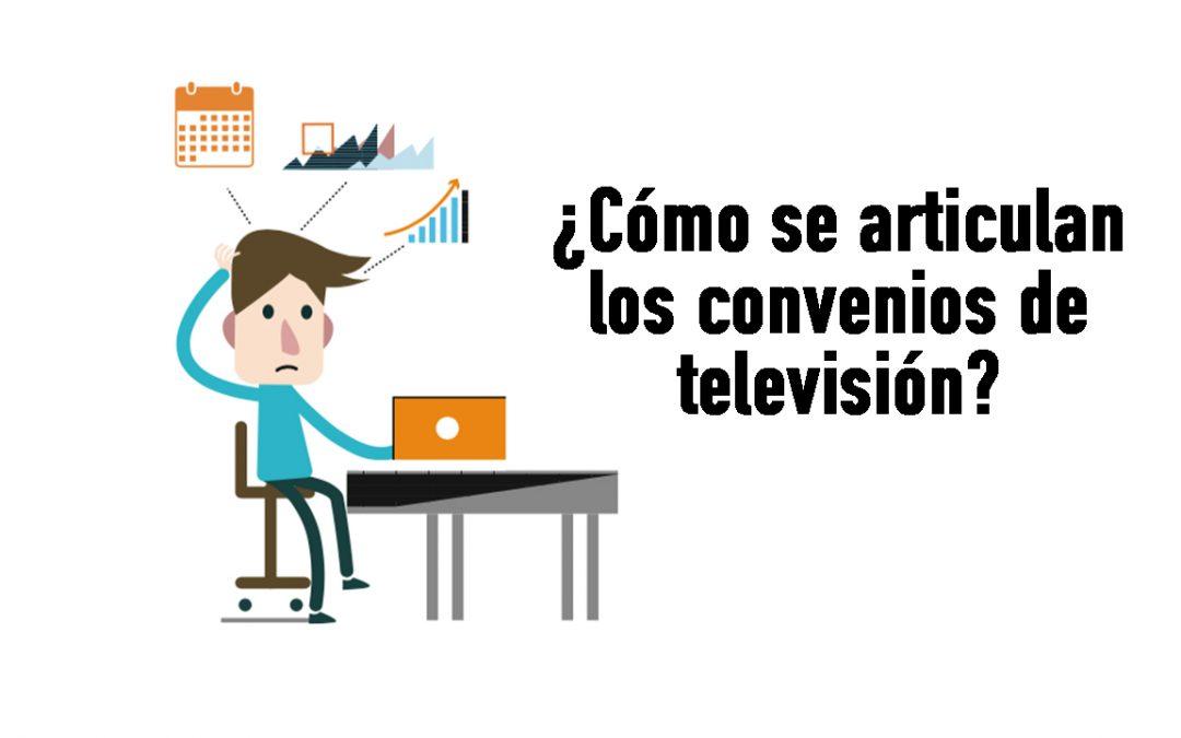 Convenios de televisión