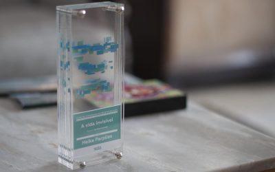 """[34] MDQ: Premio EDA al Mejor Montaje de la Competencia Internacional para Heike Parplies por """"La vida invisible de Eurídice Gusmão"""""""