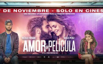 EDA en Pantalla – «Amor de película»