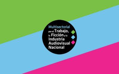 La Multisectorial Audiovisual en el Senado de La Nación