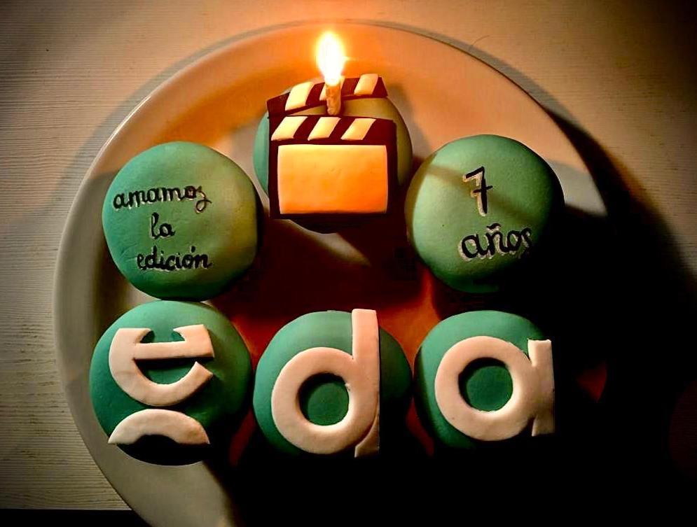 Torta EDA cumple 7