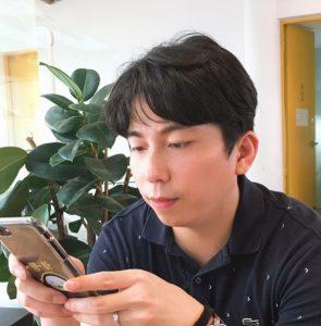 Won Chang-jae_Editor