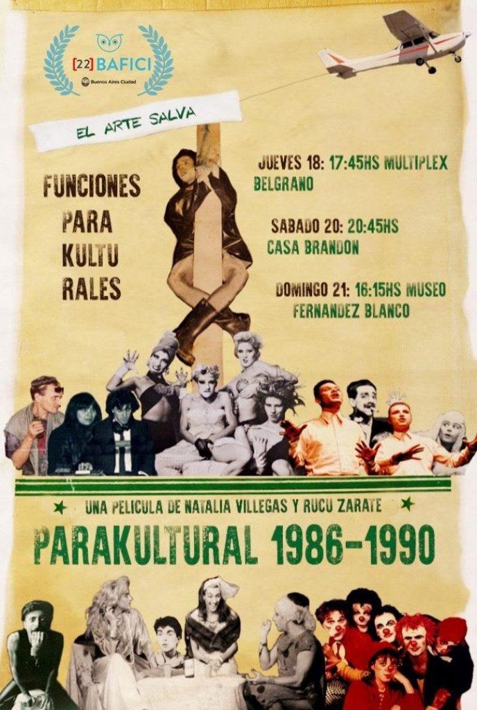 EN PANTALLA - PARAKULTURAL